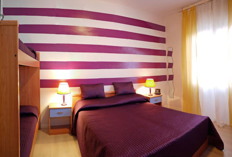 Appartamento bilocale - Camare da letto