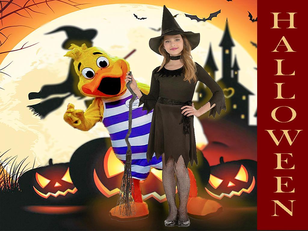 Halloween a Jesolo e Venezia la gioia di bambini genitori e nonni