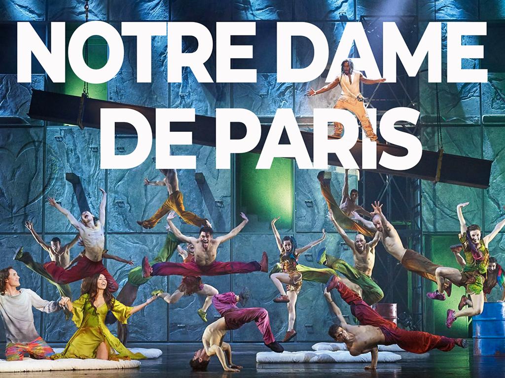 Spettacoli a Jesolo. Alloggia al Germania quando vieni ad assistere a Notre Dame de Paris.