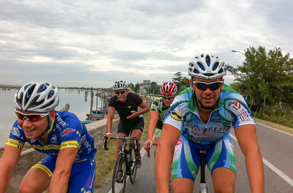 Pedalata col campione a Jesolo Ciclismo